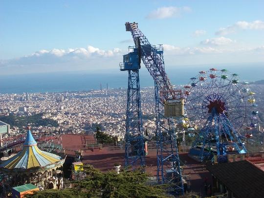 Attracties in Barcelona