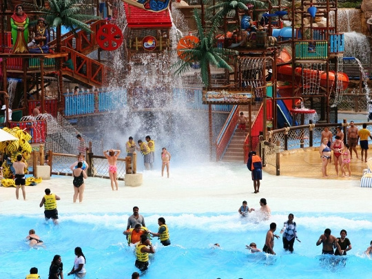 Attracties in Dubai