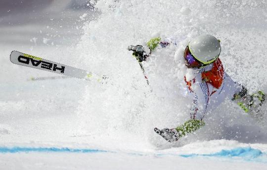Най-добрите 7 опасни скиори могат да се изправят