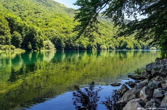 المنتزهات الوطنية في الجبل الأسود