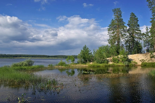 Nationale parken van Karelia