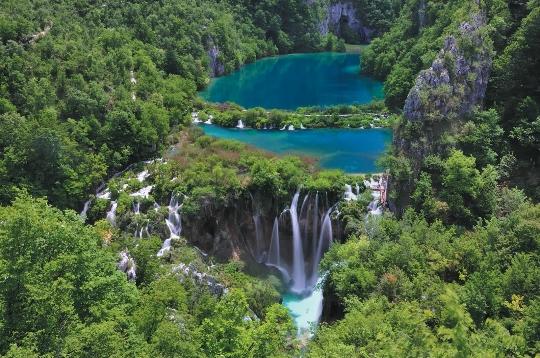 Kroatian kansallispuistot