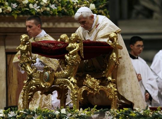 Joulu Vatikaanissa