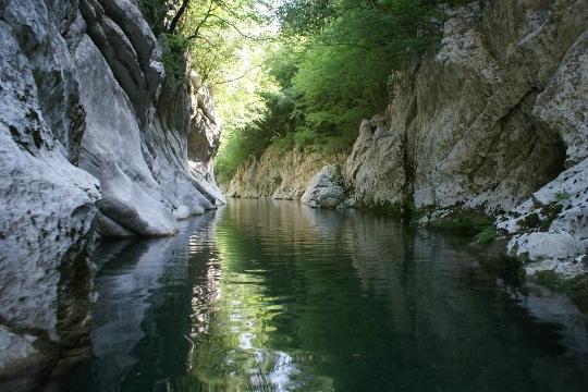 Italian kansallispuistot