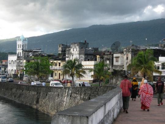 Moroni - Komorien pääkaupunki