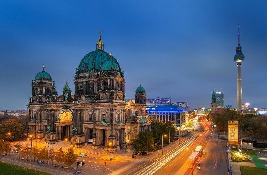 Берлински наблюдателни площадки