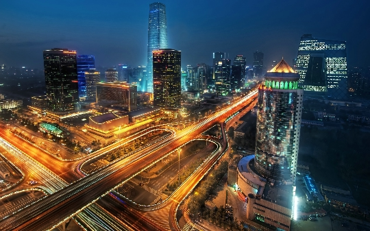 Pekingin näköalatasanne