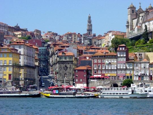 Observatiedekken van Porto