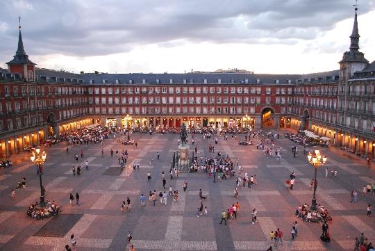 Madridin näköalatasanne