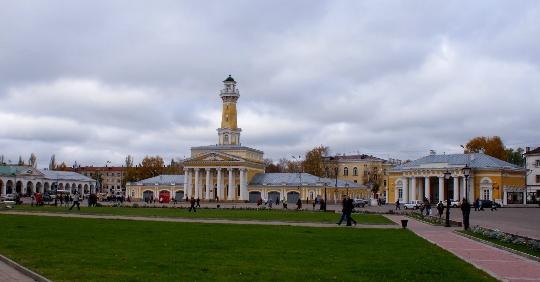 Observatiedekken Kostroma