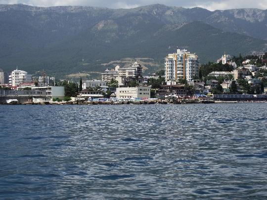 Observatiedekken van Jalta