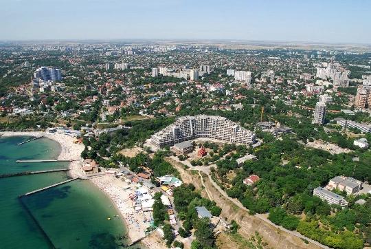 Observatiedekken van Odessa