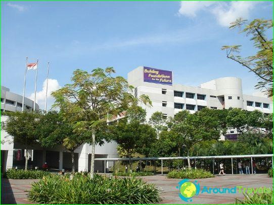 Onderwijs in Singapore