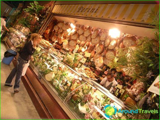 Магазини и бутици на Флоренция