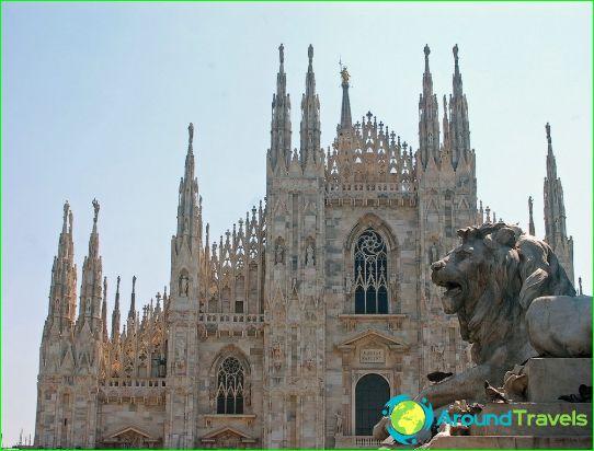 Mitä tehdä Milanossa?