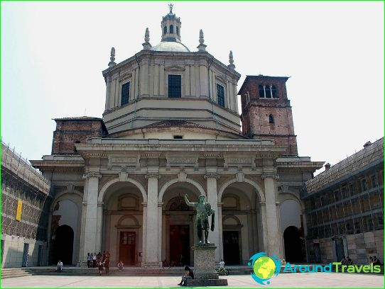 Wat te doen in Milaan?