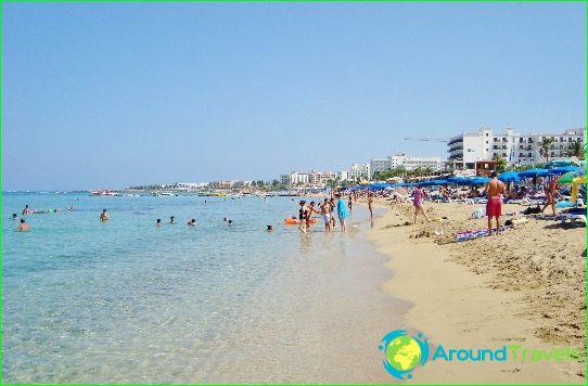 شواطئ في بروتاراس