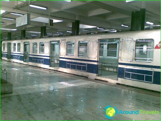 Metro Calcutta: schema, foto, beschrijving