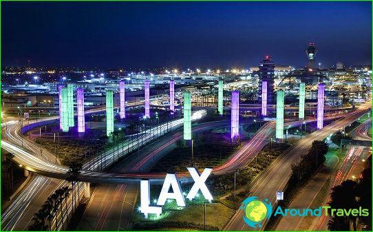 Los Angelesin lentokenttä
