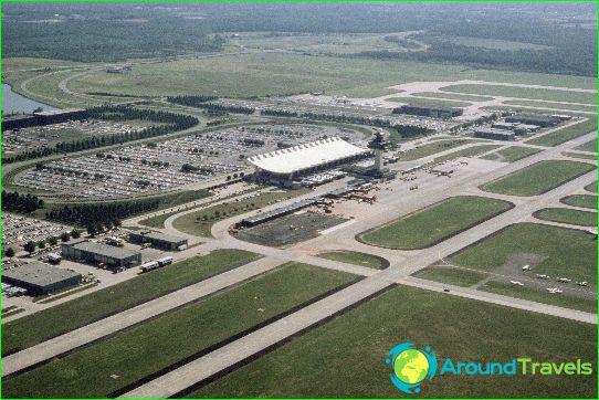 Aéroport à Washington
