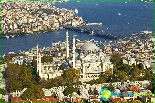 Excursies in Istanbul