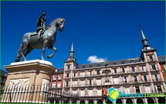 Tours in Madrid