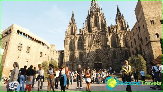 Excursies in Barcelona