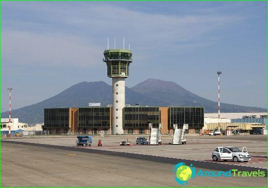 Luchthaven Napels