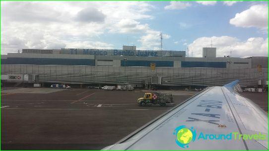 Mexico Cityn lentokenttä