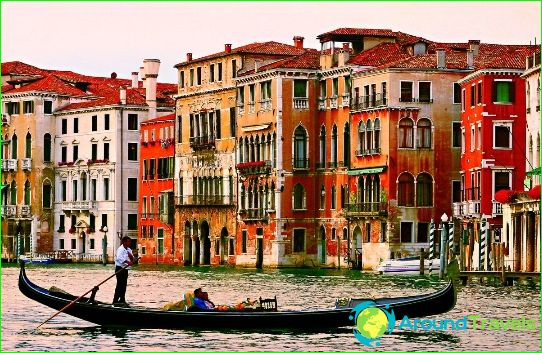 Oberoende resa till Venedig