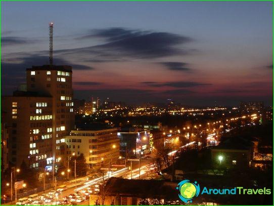 Itsenäinen matka Krasnodariin
