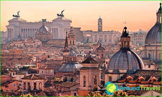 Самостоятелно пътуване до Рим