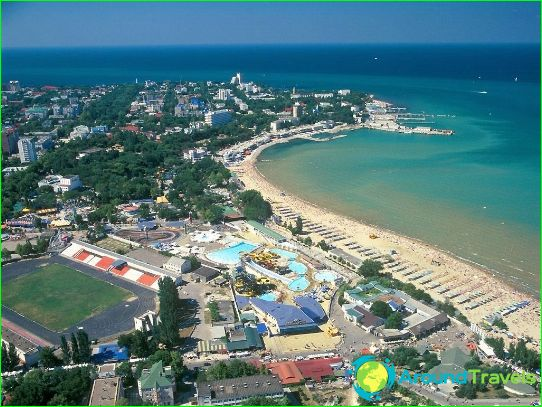 Excursies in Anapa