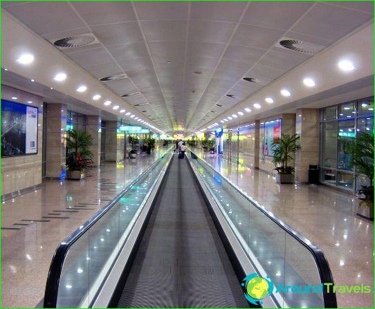 Luchthaven in Caïro