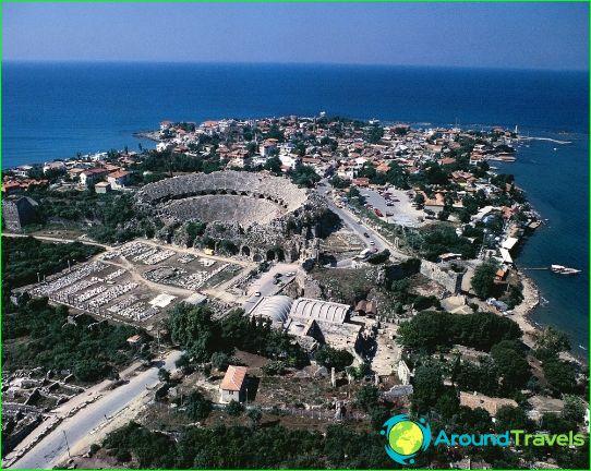 Hinnat Antalyassa