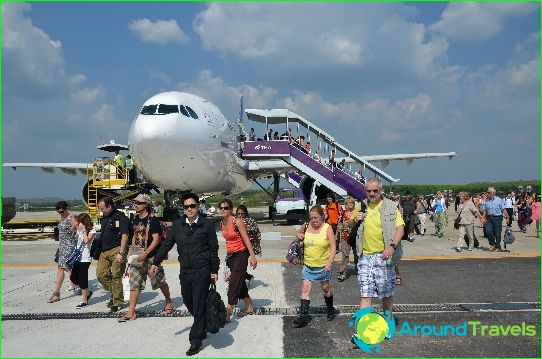 Летище в Краби