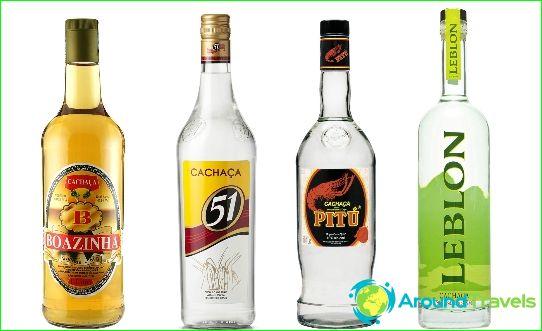 مشروبات البرازيل