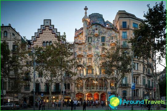 Vakantie in Spanje in december