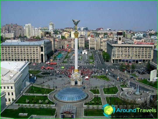 Цени в Украйна