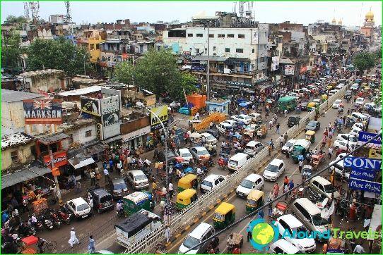 Prijzen in Delhi