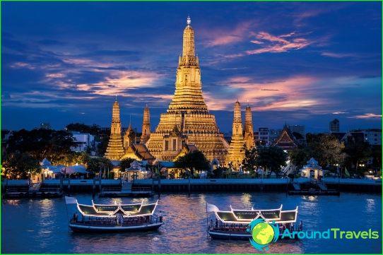 Hinnat Bangkokissa