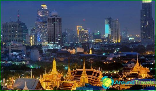 Prijzen in Bangkok
