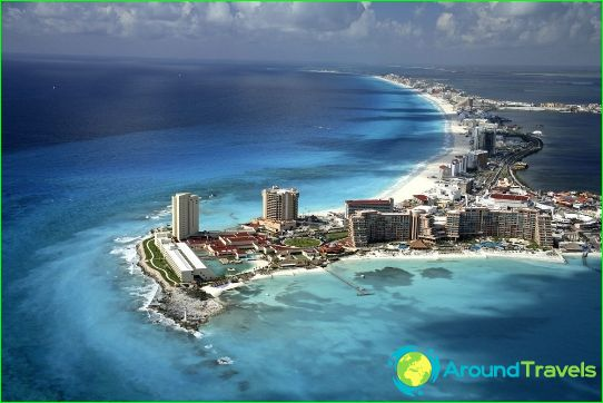 Prijzen in Cancun