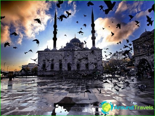 Preise in Istanbul