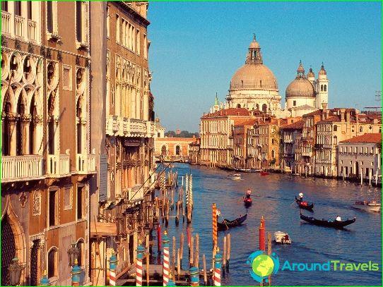 Prijzen in Venetië
