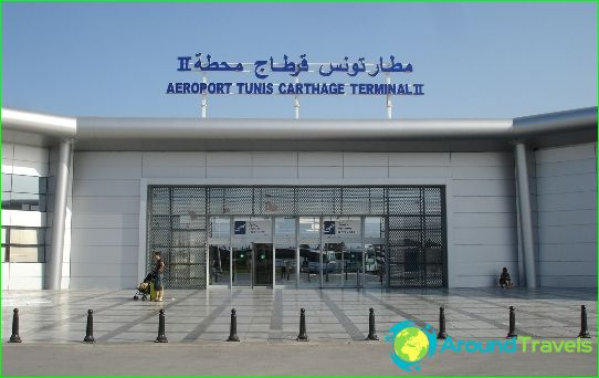 Luchthaven Tunis