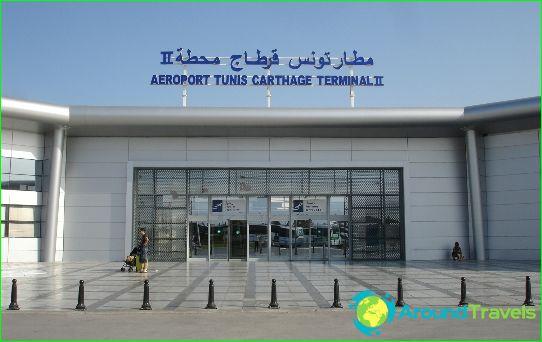 Tunisin lentokenttä