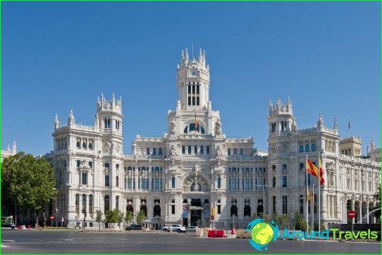 Prijzen in Madrid
