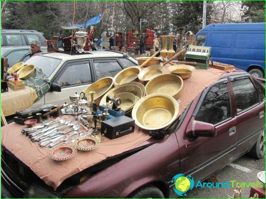 Tbilisin kaupat ja markkinat