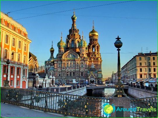 St. Petersburg in 3 dagen
